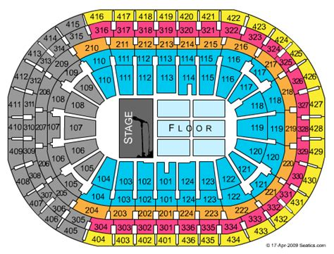 bell centre detailed seating chart centre bell seating chart