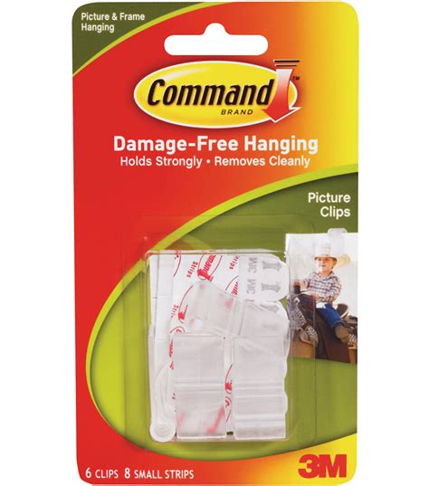 command medium picture hanging strips jo ann command picture clips jo ann