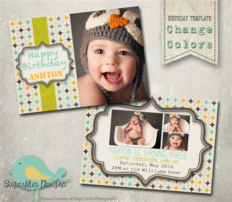 Birthday Invitation Card Template Photoshop by Birthday Invitation Card Template Photoshop Choice Image