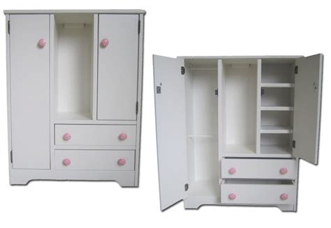 doll armoire for the american furniture storage