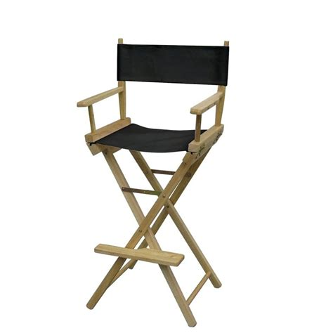 Directors Chair Bar Height by Directors Chair Bar Height Unimprinted