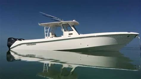 everglades boats tavernier everglades 355 cc in tavernier florida keys youtube