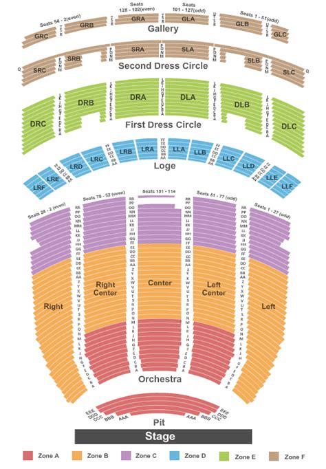 buckhead theater atlanta seating chart concert venues in atlanta ga concertfix