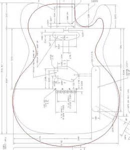 Telecaster Guitar Template by Printable Guitar Template Pdf Page 3 Telecaster
