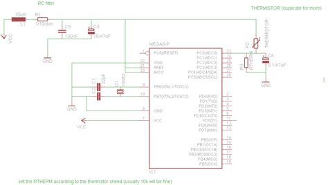 ntc thermistor circuit design davide gironi ntctemp a simple avr library to read temperature from ntc thermistor