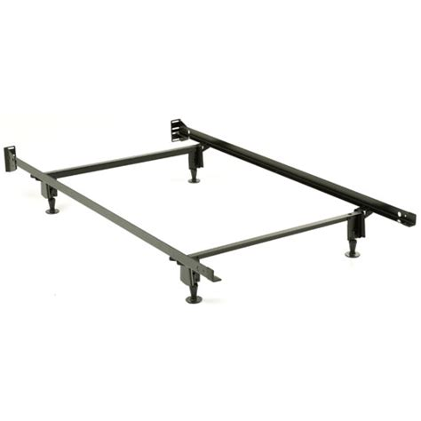 instamatic bed frame leggett platt instamatic bed frames w 4 legs steel