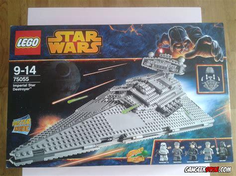 Lego Star Wars Imperial Star Destroyer Gangeek Style