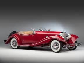 classic mercedes mercedes benz 500k car wallpapers 2015
