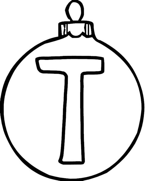 free lowercase letter t coloring pages