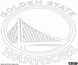 golden state warriors coloring pages nba logos coloring pages printable