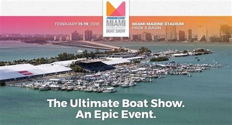 2018 miami boat show guide exhibitions miami boat show