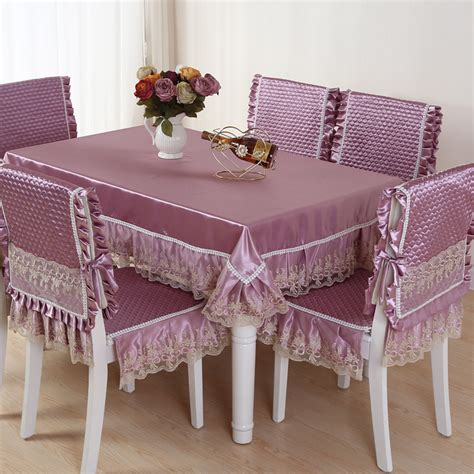 dining room table chair covers hot sale square dining table cloth chair covers cushion