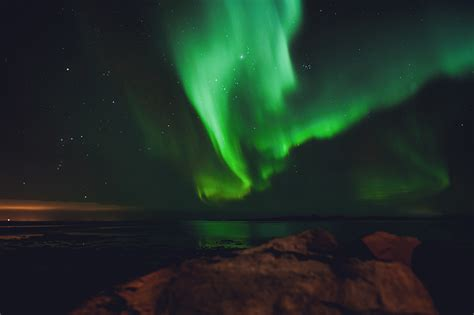 northern lights iceland march iceland northern lights entouriste