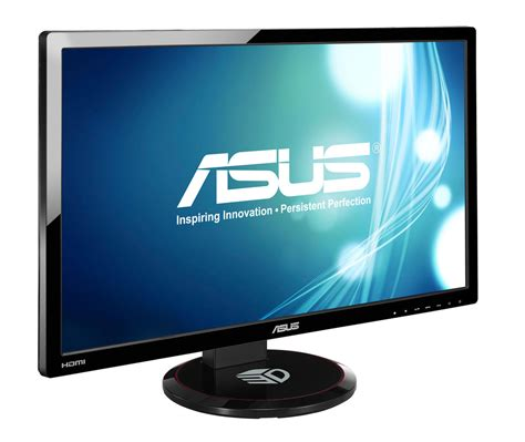 Led Monitor Asus asus vg278he 27 quot 3d led lcd monitor