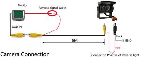 audiovox backup camera wiring echomaster backup camera
