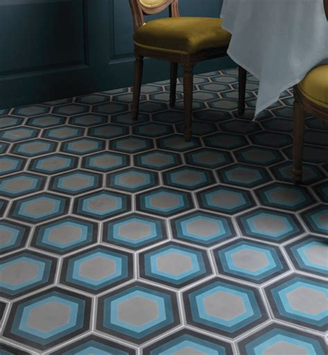 geometric floor tiles. colours, sizes & shapes to choose.
