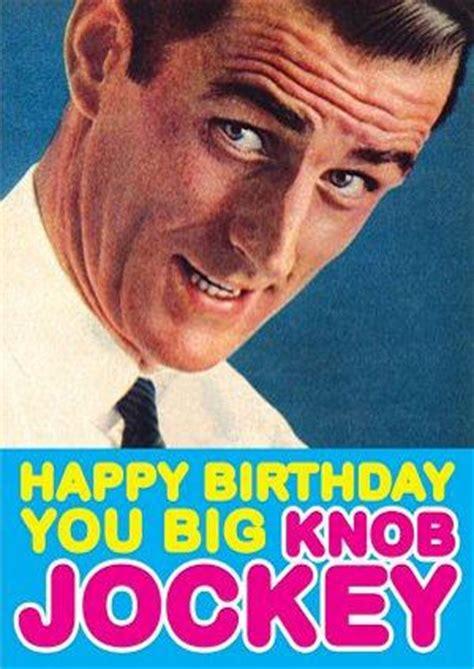 Rude Birthday Meme - knob jockey birthday card 163 2 50 a great range of knob