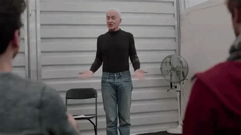 anthony daniels school anthony daniels c 3po takes actors to droid school in a
