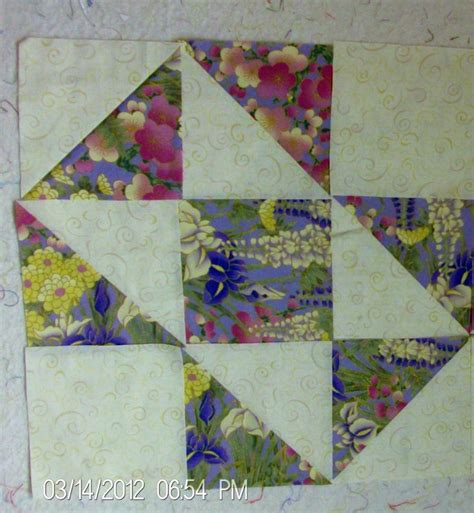 Split Nine Patch Quilt Block from homesewn by carolyn baby quilts quilts carolyn s homesewn