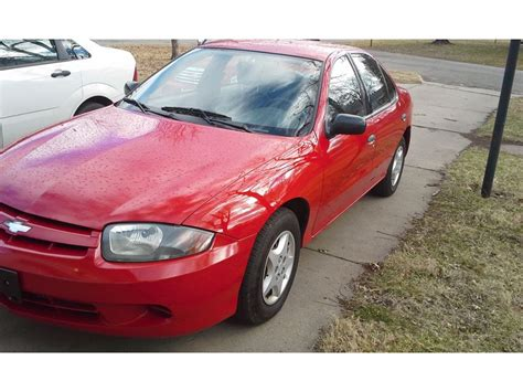 service manual car owners manuals for sale 2004 chevrolet cavalier on board diagnostic system
