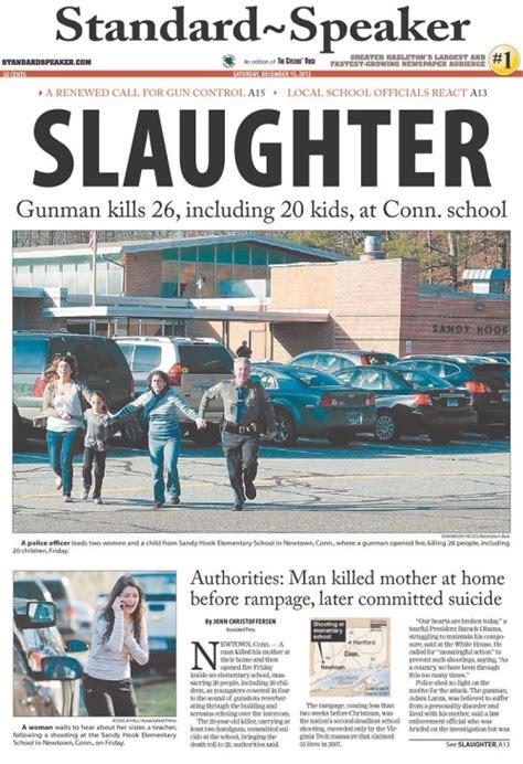 The Press The Tech Headlines Shiny Shiny 7 by Virginia Tech Shooting