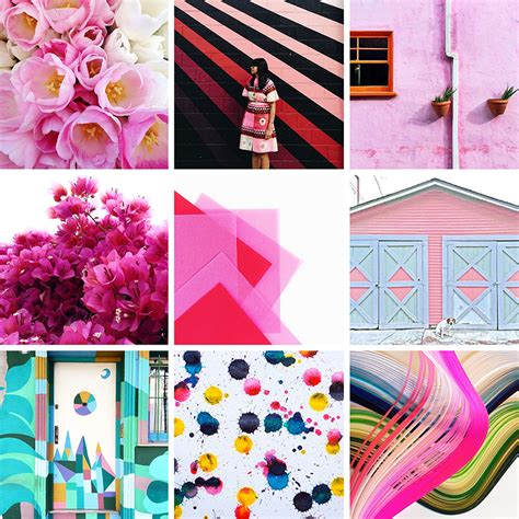 design instagram feed 75 colourful instagram accounts that you need to follow