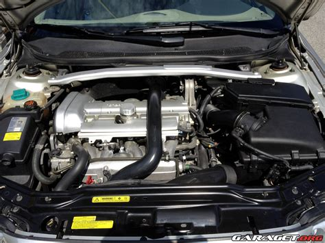 volvo s60 t5 2001 garaget