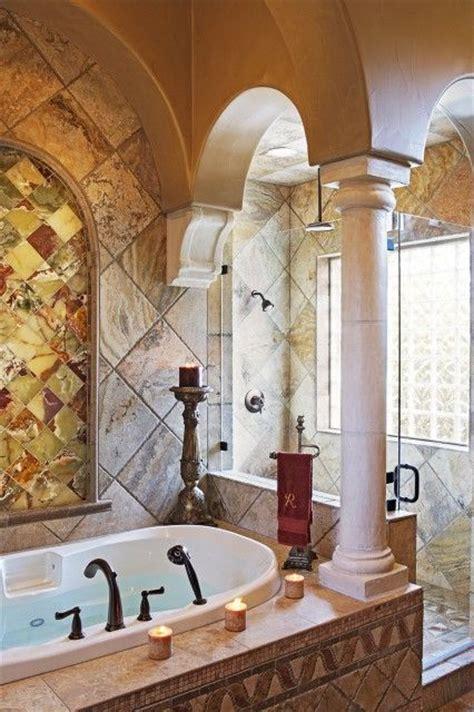 mediterranean style bathroom 11 best images about bathroom pillars columns on
