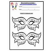 Tags De Post 'Modelo M&225scara Carnaval Para Educa&231&227o