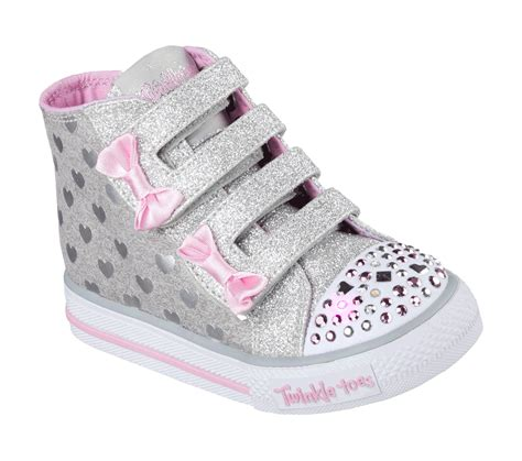 twinkle toes shoes buy skechers twinkle toes shuffles doodle days s lights