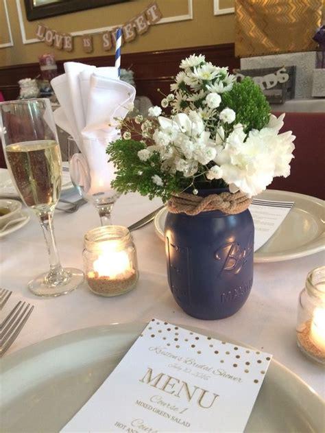 nautical centerpieces for wedding 25 best ideas about nautical centerpiece on