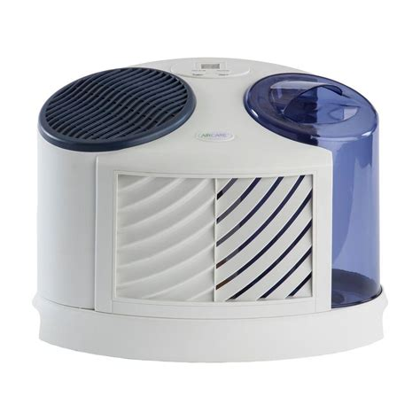large room humidifier aircare 2 gal evaporative humidifier for 1 000 sq ft 7d6 100 the home depot