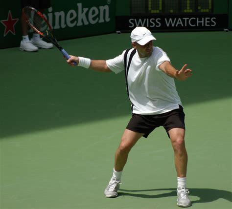 semi western forehand swing forehand shot tennis