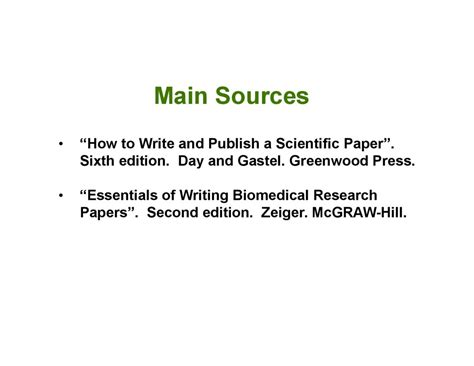 essentials of writing biomedical research papers essentials writing biomedical research papers zeiger