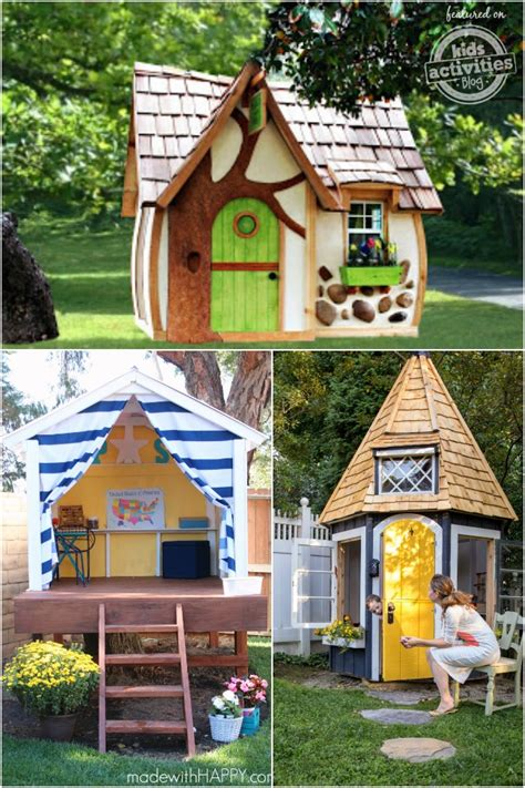 kids dream backyard 24 outdoor playhouses kids dream about
