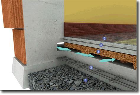 pavimento ventilato pavimento ventilato lis lavorazione italiana sughero