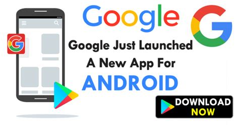 new app for android just launched an awesome new app for android tech news