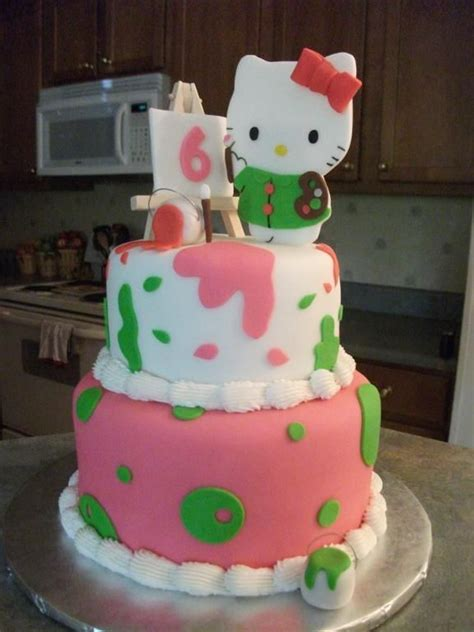 Hello Cake Decorations by 80 Best Images About Hello Cakes And Decorations On