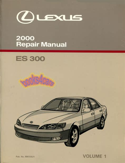 book repair manual 2003 lexus es on board diagnostic system service manual best car repair manuals 2000 lexus es on board diagnostic system 2000 lexus