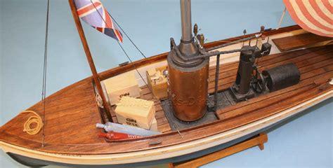 stem 2 stern boat finishes billing boats b588 african queen steam boat model boat