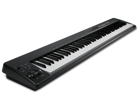 Keyboard Midi Usb alesis q88 88 key usb midi keyboard controller