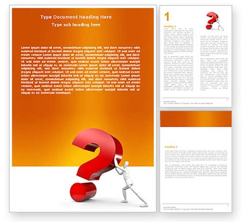 talking points template word talking points word templates design now
