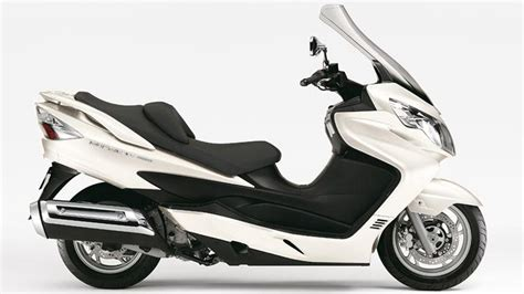 Suzuki Burgman 125cc Scooter Burgman 125 2016
