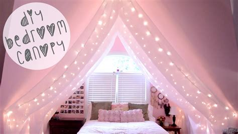 Betthimmel Mit Lichterkette by 10 Best Diy Canopy Beds Room Bath