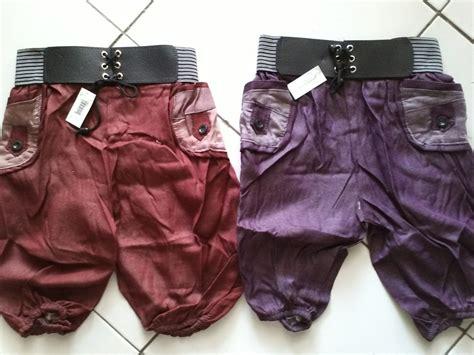 Celana Batik Kerut foto product celana kerut baju3500