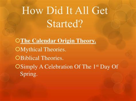 how did get started ppt april fools day powerpoint presentation id 6379904