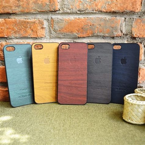 Hp Iphone 4 Termurah Jual Wood Casing Hp Iphone 4 4s 5 5s 6 Harga Termurah Famecase Id