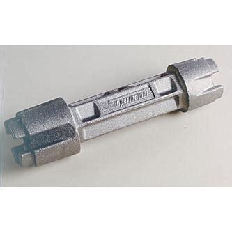bathtub drain wrench superior tool tub drain wrench