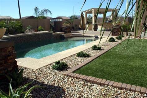 desert backyards elegant arizona desert backyard for the home pinterest
