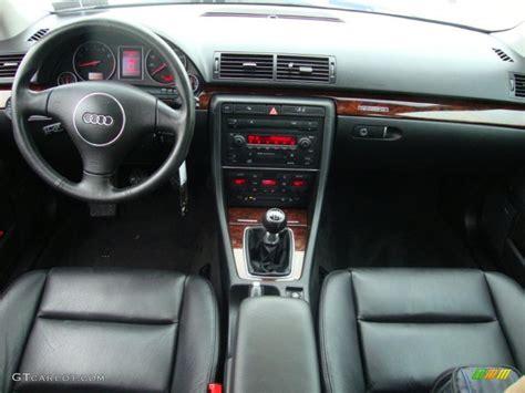 2002 Audi A4 Interior by 2002 Audi A4 3 0 Quattro Sedan Dashboard Photo